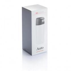 XD Design, Termohrnek do auta Auto leak, 300 ml, bílá
