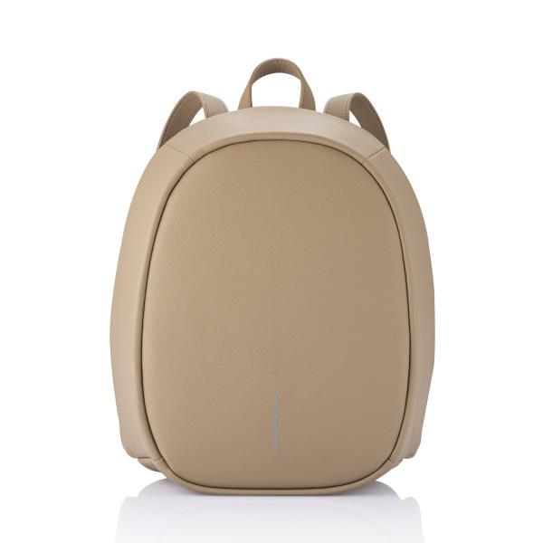 Dámský městský bezpečnostní batoh Bobby Elle hnědý e51277c048