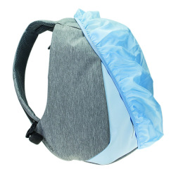 """XD Design, batoh Bobby, který nelze vykrást 14"""", P705.530, pastelově modrá"""