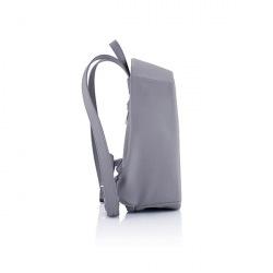 Dámský městský batoh, který nelze vykrást Bobby Elle, tmavě šedý