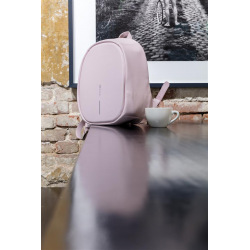 Dámský městský batoh, který nelze vykrást Bobby Elle, XD Design, růžový