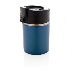 Keramický termohrnek Bogota, 220 ml, XD Design, modrý