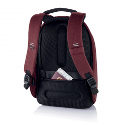 """Bezpečnostní batoh Bobby Hero Small 13.3"""", XD Design, červený"""