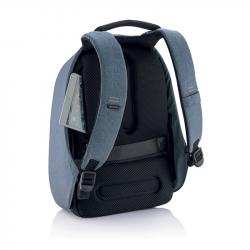 """Bezpečnostní batoh Bobby Hero Regular 15.6"""", XD Design, modrý"""