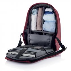 """Bezpečnostní batoh Bobby Hero Regular 15.6"""", XD Design, červený"""