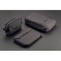 Cestovní organizér na elektro příslušenství, XD Design, šedý