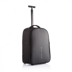 """Příruční batoh na kolečkách,  Bobby Trolley, 17"""", XD Design, černý"""