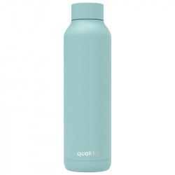 Nerezová láhev Solid Powder, 630 ml, Quokka, světle modrá