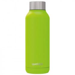 Nerezová láhev Solid, 510 ml, Quokka, zelená
