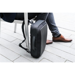 """XD Design, Bobby Bizz, batoh a taška na notebook v jednom, který nelze vykrást, 15.6"""", P705.571"""