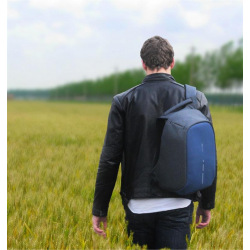 """XD Design, batoh Bobby, který nelze vykrást 14"""", P705.535, tmavě modrá"""