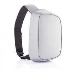 Bezpečnostní batoh přes rameno Bobby Sling, XD Design, šedý