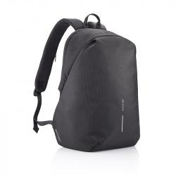 """Městský bezpečnostní batoh, Bobby Soft, 15,6"""", XD Design, černý"""