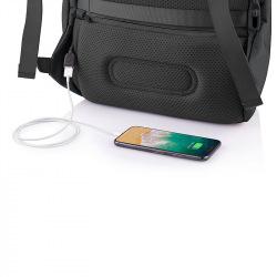 Bobby Soft - bezpečnostní batoh, XD Design, černý