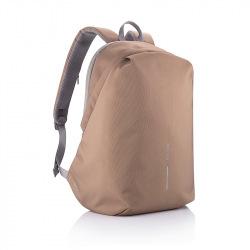 Bobby Soft - bezpečnostní batoh, XD Design, hnědý