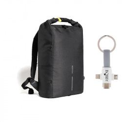Bezpečnostní batoh, Urban Lite, XD Design, černý