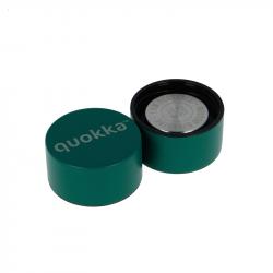 Nerezová láhev Solid Powder, 510 ml, Quokka, tmavě zelená