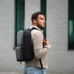 """Bezpečnostní business/sportovní batoh Flex Gym, 15.6"""", XD Design, černý"""