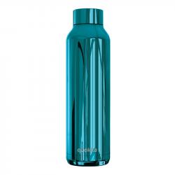 Nerezová lahev Solid Sleek 630 ml, Quokka, modrá