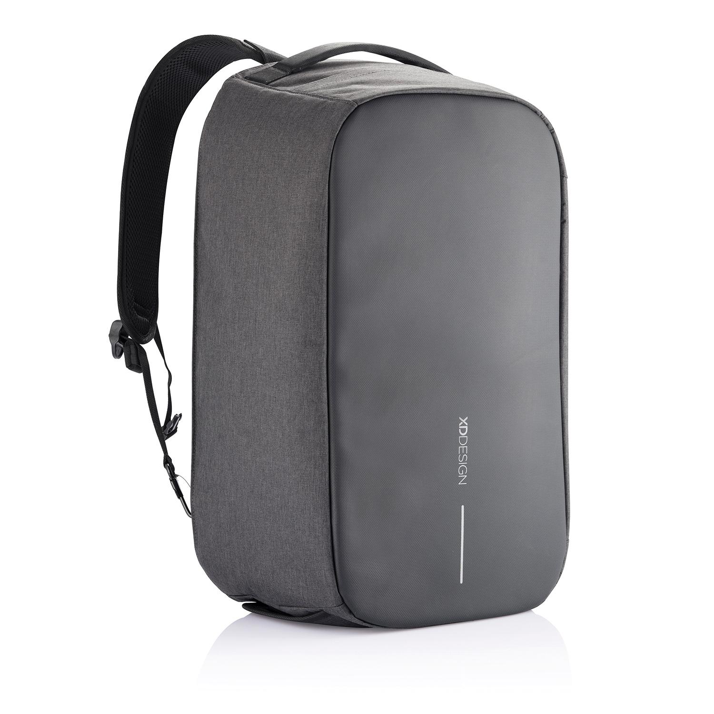 Levně Cestovní batoh a taška v jednom, který nelze vykrást Bobby Duffle, 17'', XD Design, černý, P705.271, 30L