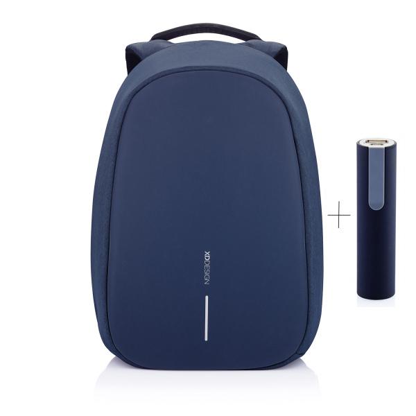 Levně Bezpečnostní batoh Bobby Pro, 15.6'', XD Design, modrý, P705.245