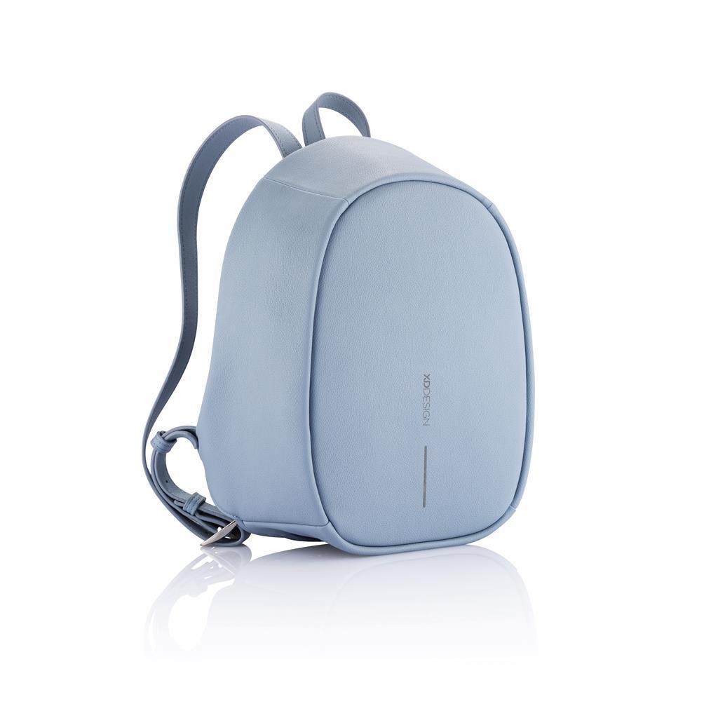 Levně Dámský městský bezpečnostní batoh Elle Fashion, 6.5L, XD Design, světle modrý, P705.225
