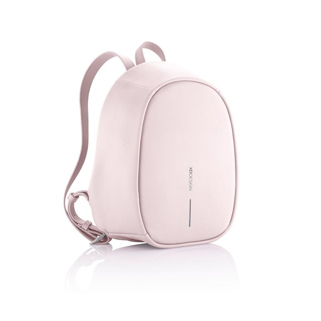 Levně Dámský městský bezpečnostní batoh Elle Fashion, 6.5L, XD Design, růžový, P705.224